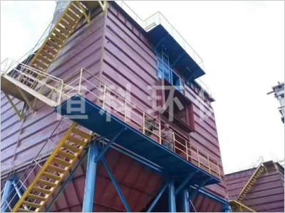 河南钢厂除尘器